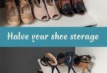 Shoe holders