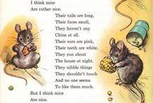 mice and things nice