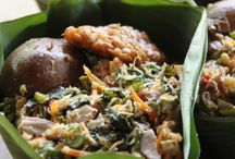 Indonesian Dishes / Indonesia Food