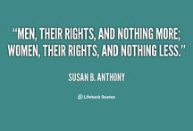 Wise Words from Suffragists
