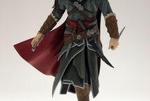 Assassin´s Creed Revelations PVC Statue Ezio 22 cm / Assassin´s Creed