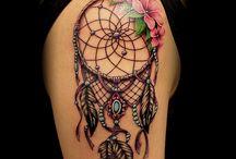 Tetovania Lapačov Snov