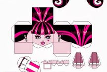 Idee décoration monster high / by stephanie dufay