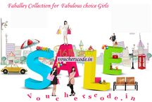 Faballey Coupon Codes Collection / Faballey! A fabulous collection of designer clothing for girls. Use  faballey coupon codes, Deals and Discounts.