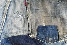 Denim Distressing & Repairs