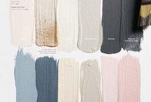 Χρωματιστές παλέτες