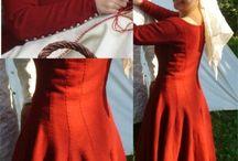 Medeltida klänningar