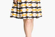 In My Closet: Skirts / Fast Food & Fast Fashion Skirts
