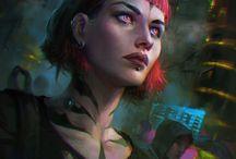 Cyberpunk REVOL