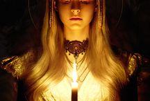 Magic, Mystery, Fairytales, and lovely art / by Hannah W