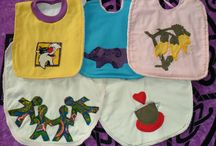 Bibs I have made.