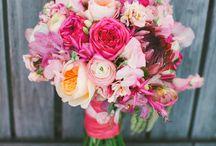Rózsaszín esküvő- Pink wedding / Ötletek, ideas