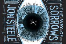 Глаз в обложках 1 / Eyes in bookcover 1