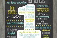 Birthday / by Kayla Strubberg