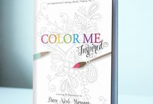 coloring pictures / by Katherine Holbrook