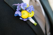 weddings- boutonnieres / boutonniere ideas & inspiration