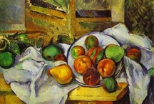 art | cezanne / by Debra Brown