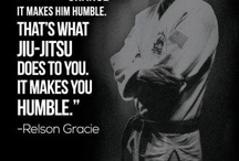 Judo/BJJ/Boxing/MMA... it's a way of life! / Judo, BJJ, boxing, Muay Thai...all roads lead to the mixed martial arts ;) / by PamCam