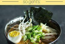 Japanische Küche / Japanische Küche