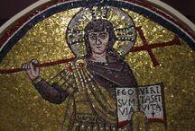 İstanbul Archaeological Museum, Byzantine Mosaics