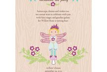 Enchanted Fairy Party Inspiration