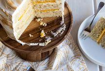 Big Fancy Cakes / cake recipes to impress