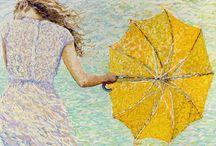 Artistic inspiration - Iris Scott