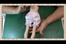 Muñecos y su guardarropa