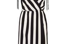 платья в полоску 2017