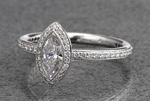 wedding ring ideas / by Michelle Bonta
