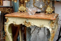 Side Tables/ Foyer Tables / by Donna Forrester