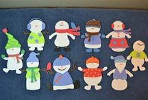 Snow Friends Cricut Cartridge