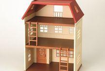 Sylvanian Families Trzypiętrowy Dom / Wyjątkowe zabawki dla dzieci marki Sylvanian Families