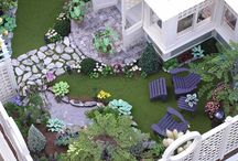 Dolls House: Landscaping