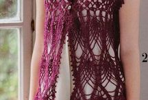 crochet ~ wearable / by Jami Jacobia