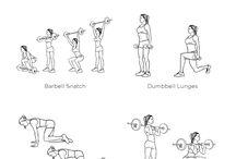 week gym plan