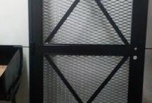 Puertas de rejas