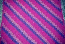 My crochet projects / Crochet