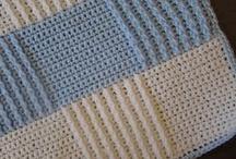 Crochet - blankets / by Jen B.