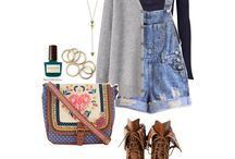 Clothing Ideas / Grunge or what...