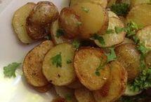 valkosipuli perunat