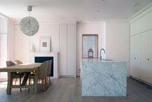DGA |  Kitchens / http://www.dyergrimesarchitects.com