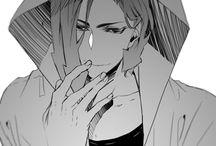 Chronostasis / Hari Kurono / ~ Jus most fav character ~