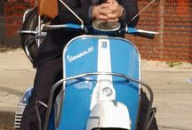 Vespa in the movies