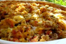 Casseroles / by Catherine Durig