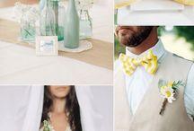 Wedding Yellow