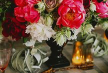 Flowers & Table Decor