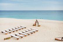 Madison and Jordan: Beach wedding ceremony