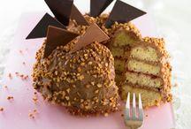 Torten, Kuchen und anderes Gebäck