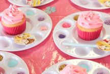 Inspiration:  cupcake party